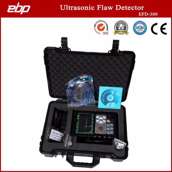 Automatic Calibration Digital Ultrasonic Flaw Detector Testing Equipment for Weld Inspection