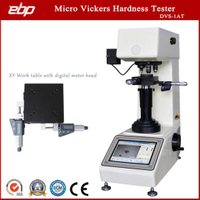 Advanced Digital Micro Vickers Hardness Test Equipment Generate Lab Report