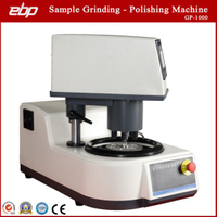 Metallographic Sample Preparation Instruments Gp-1000 Grinding Polishing Machine